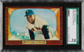 Baseball Cards:Singles (1950-1959), 1955 Bowman Willie Mays #184 SGC 96 Mint 9 - The Finest SGCExample! ...