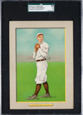 Baseball Cards:Singles (Pre-1930), 1910-11 T3 Turkey Red Christy Mathewson #27 SGC 60 EX 5 - Only TwoHigher....