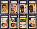 Baseball Cards:Lots, 1952 - 1955 Topps Baseball Shoebox Collection (600+). ...