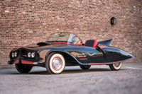 Earliest Known Officially Licensed 1963 Batmobile