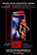 """Movie Posters:Adult, Cafe Flesh (VCA, 1982). One Sheet (27"""" X 41""""). Adult.. ..."""
