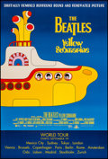 """Movie Posters:Animation, Yellow Submarine (United Artists/MGM, R-1999). One Sheet (27"""" X 40"""") DS Advance. Animation.. ..."""