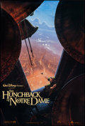 "Movie Posters:Animation, The Hunchback of Notre Dame (Buena Vista, 1996). One Sheet (27"" X 40"") DS Advance. Animation.. ..."