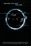 """Movie Posters:Horror, The Ring and Other Lot (DreamWorks, 2002). One Sheets (2) (27"""" X 40"""") DS Regular & Advance. Horror.. ... (Total: 2 Items)"""