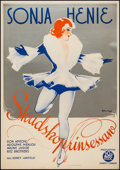 """Movie Posters:Comedy, One in a Million (20th Century Fox, 1937). Swedish One Sheet (27.5""""X 39.25""""). Comedy.. ..."""