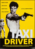 "Movie Posters:Crime, Taxi Driver (Columbia, R-2000s). German A1 (23.5"" X 33""). Crime....."