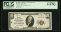 National Bank Notes:Pennsylvania, Huntingdon, PA - $10 1929 Ty. 1 The First NB Ch. # 31. ...