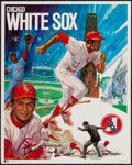 """Movie Posters:Sports, Chicago White Sox Baseball (ProMotions, 1971). Posters (5) (23"""" X 29""""). Sports.. ... (Total: 5 Items)"""