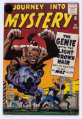 Silver Age (1956-1969):Mystery, Journey Into Mystery #76 (Marvel, 1962) Condition: FN+....