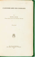 Books:Americana & American History, [Civil War]. Irving A. Buck. Cleburne and His Command. NewYork: Neale Publishing, 1908. First edition. Rebound in l...