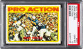 Football Cards:Singles (1970-Now), 1972 Topps John Unitas IA #251 PSA Gem Mint 10 - Pop Three....
