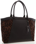 Luxury Accessories:Bags, Akris Al Double-Face Wool Shoulder Bag with Brushed GunmetalHardware. ...