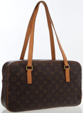 Luxury Accessories:Bags, Louis Vuitton Classic Monogram Canvas Cite GM Shoulder Bag . ...