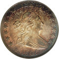 Early Half Dollars, 1806/5 50C AU58 NGC....