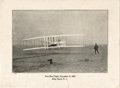 Autographs:Celebrities, Orville Wright Signed Photograph...