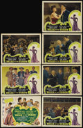 """Movie Posters:Musical, Belle of the Yukon (RKO, 1944). Title Lobby Card (11"""" X 14"""") and Lobby Cards (6) (11"""" X 14""""). Western Musical. Directed by W... (Total: 7 Items)"""