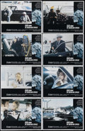 """Movie Posters:Crime, The Sugarland Express (Universal, 1974). Lobby Card Set of 8 (11"""" X 14""""). Drama. Directed by Steven Spielberg. Starring Gold... (Total: 8 Items)"""