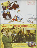 """Movie Posters:Musical, Sun Valley Serenade (20th Century Fox, 1941). Herald (6"""" X 9""""). Musical Comedy. Directed by H. Bruce Humberstone. Starring S..."""