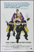 "Movie Posters:Adventure, The Three Musketeers (20th Century Fox, 1974). One Sheet (27"" X41""). Adventure. Directed by Richard Lester. Starring Christ..."