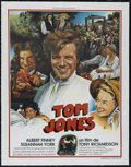 "Movie Posters:Academy Award Winner, Tom Jones (United Artists, 1963). French Petite (23"" X 30.5"").Adventure Comedy. Directed by Tony Richardson. Starring Alber..."