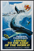"""Movie Posters:Documentary, Voyage to the Edge of the World (Pacific International Enterprises, 1977). One Sheet (27"""" X 41""""). Documentary. Directed by P..."""
