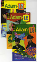 Bronze Age (1970-1979):Miscellaneous, Adam 12 #3, 8, and 9 Group (Gold Key, 1974-75) Condition: AverageVF/NM. Lot of eleven Adam 12 comics includes #3 (six c... (Total:11 Comic Books)