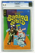 Bronze Age (1970-1979):Humor, Banana Splits #2 File Copy (Gold Key, 1970) CGC VF 8.0 Off-white to white pages. Photo cover. Overstreet 2006 VF 8.0 value =...