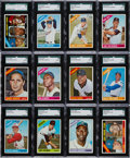 Baseball Cards:Sets, 1966 Topps Baseball High Grade Complete Set (598). ...