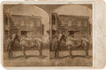 Photography:Stereo Cards, Stonewall Jackson's Horse Stereoview,...