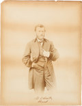Photography:Cabinet Photos, Ulysses S. Grant Photo Signed...