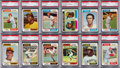 Baseball Cards:Sets, 1974 Topps Baseball High Grade Complete Set (660). ...