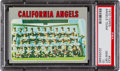 Baseball Cards:Singles (1970-Now), 1970 Topps California Angels #522 PSA Gem Mint 10 - Pop One!....