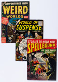 Golden Age (1938-1955):Horror, Atlas Golden and Silver Age Horror Comics Group (Atlas,1951-60).... (Total: 10 Comic Books)