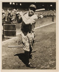 Baseball Cards:Singles (1930-1939), 1934 Butterfingers Premiums Babe Ruth. ...