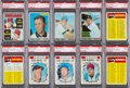 Baseball Cards:Lots, 1970 Topps Baseball PSA Mint 9 Collection (10). ...