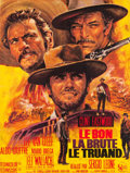 "Movie Posters:Western, The Good, the Bad and the Ugly (United Artists, 1968). Full-Bleed French Grande (45.5"" X 60.75"").. ..."