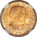 Commemorative Gold, 1922 G$1 Grant With Star MS68 NGC....