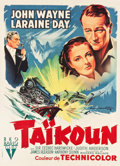 """Movie Posters:Romance, Tycoon (RKO, 1947). French Grande (44"""" X 61"""").. ..."""