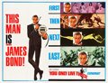 "Movie Posters:James Bond, You Only Live Twice (United Artists, 1967). Subway (46"" X 59.5"")Advance.. ..."
