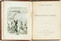 Books:Literature Pre-1900, [Mary Eliza Perine Tucker]. Loew's Bridge, a Broadway Idyll.New York: M. Doolady, 1867.. First edition. Twelvemo. P...
