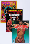 Magazines:Horror, Vampirella Group (Warren, 1978-82) Condition: Average VF+.... (Total: 24 Comic Books)