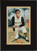 Baseball Collectibles:Others, 1960's Roberto Clemente Signed Color Illustration. ...