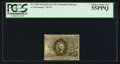 Fractional Currency:Second Issue, Fr. 1284 25¢ Second Issue PCGS Choice About New 55PPQ.. ...