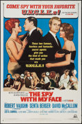 """Movie Posters:Action, The Spy with My Face (MGM, 1965). One Sheet (27"""" X 41""""). Action....."""