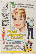 "Movie Posters:Comedy, Please Don't Eat the Daisies (MGM, 1960). One Sheet (27"" X 41""). Comedy.. ..."