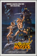 "Movie Posters:Fantasy, The Blade Master & Other Lot (New Line, 1984). One Sheets (2)(27"" X 41""). Fantasy.. ... (Total: 2 Items)"