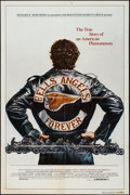 "Movie Posters:Exploitation, Hells Angels Forever (RKR Releasing, 1983). One Sheet (27"" X 41"").Exploitation.. ..."