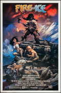"""Movie Posters:Animation, Fire and Ice (20th Century Fox, 1983). One Sheet (27"""" X 41""""). Animation.. ..."""