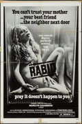 """Movie Posters:Horror, Rabid & Other Lot (New World, 1977). One Sheets (2) (27"""" X 41""""). Horror.. ... (Total: 2 Items)"""