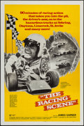 "Movie Posters:Sports, The Racing Scene (Maron Films, 1969). One Sheet (27"" X 41""). Sports.. ..."